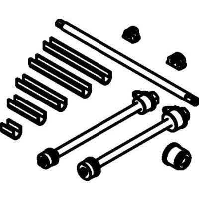 further Ford Power Steering Return Hose Yc3z3a713da likewise Balance Shaft Bearing Remover Installer Set J 44225 U J 44225 U as well How Many Timing Chains On 2010 Acadia also Moore Parts Sand Rail. on ford 3 5 engine applications