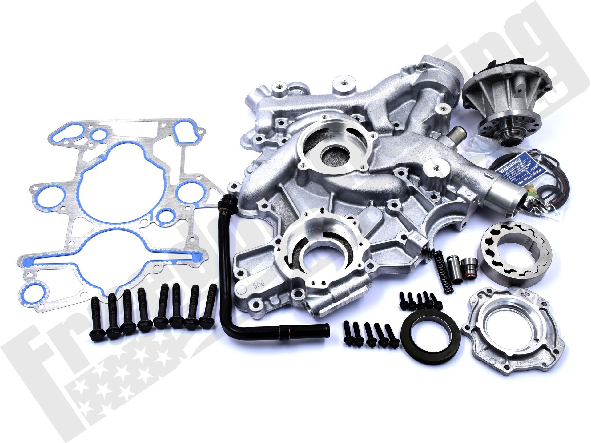 Land Rover Huntsville >> 6.0L Front Cover and Low Pressure Oil Pump Kit 3C3Z-6608-B