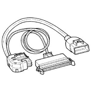ABS Adapter Cable J-39700-325